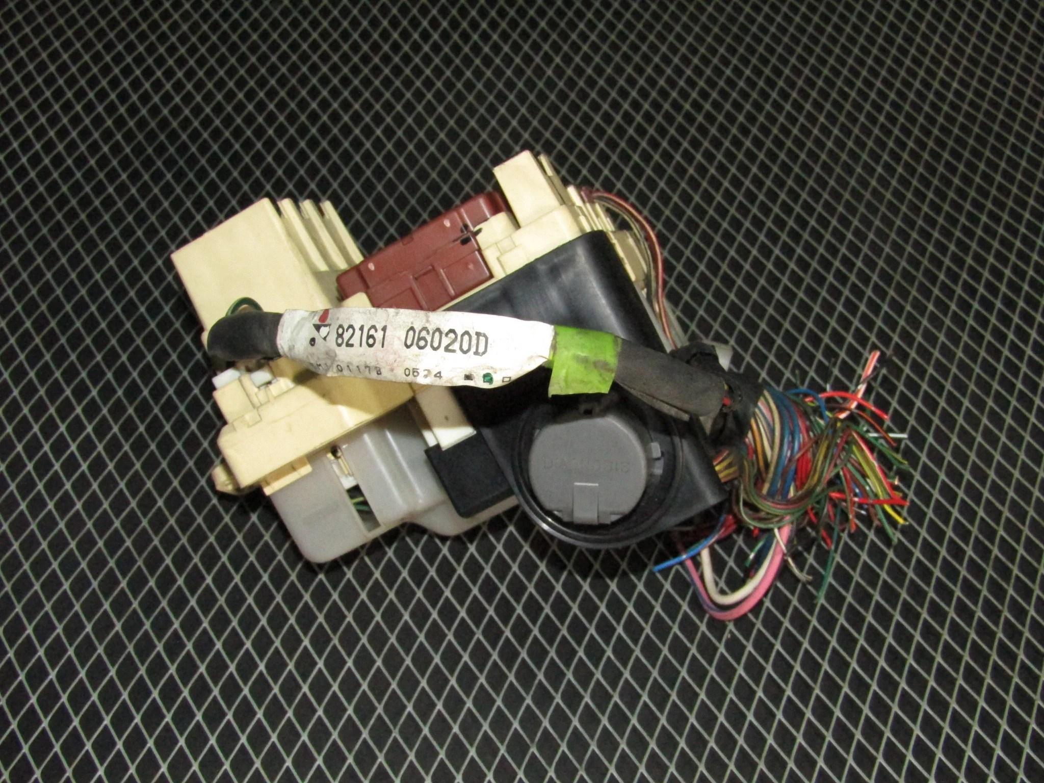 hight resolution of  92 93 toyota camry oem interior fuse box 3vz fe v6