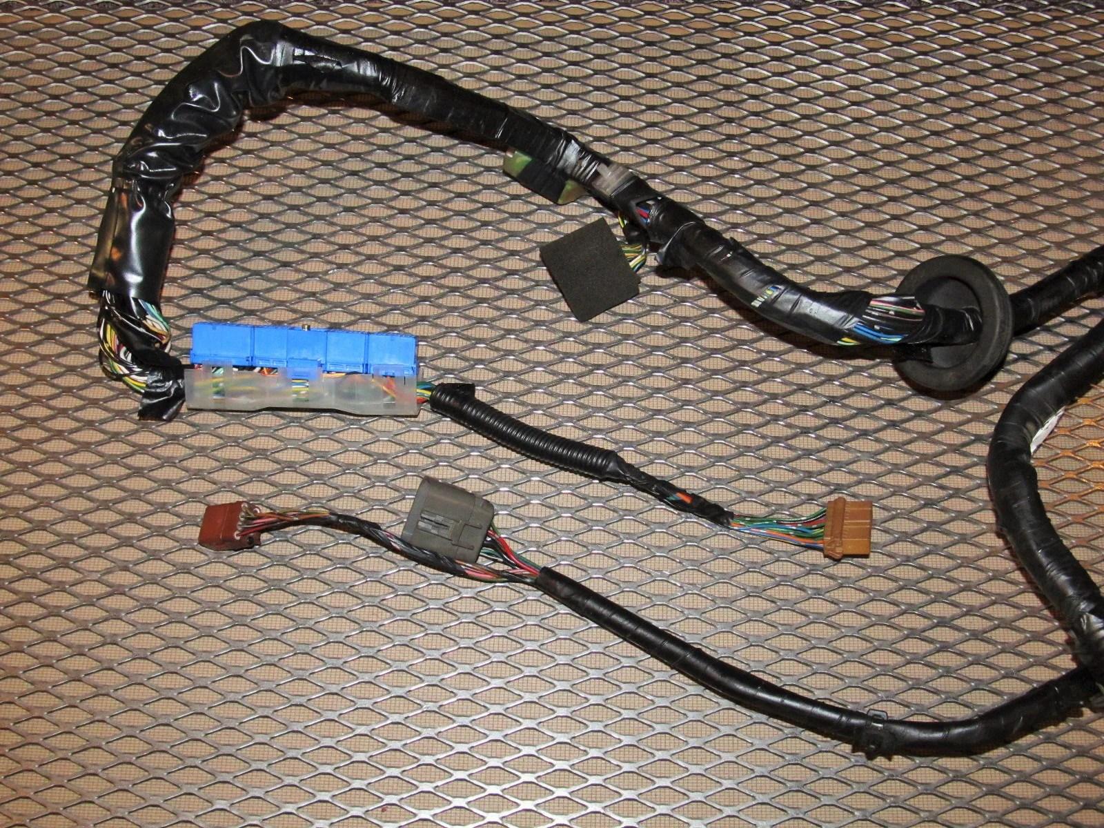 medium resolution of  91 92 93 94 nissan 240sx oem engine wiring harness ka24de a t