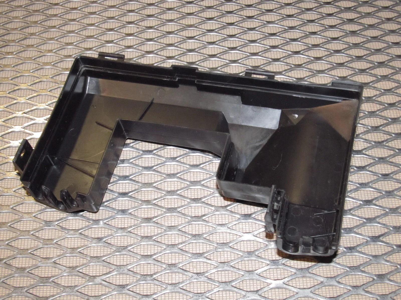 medium resolution of  90 91 92 93 acura integra oem engine fuse box cover