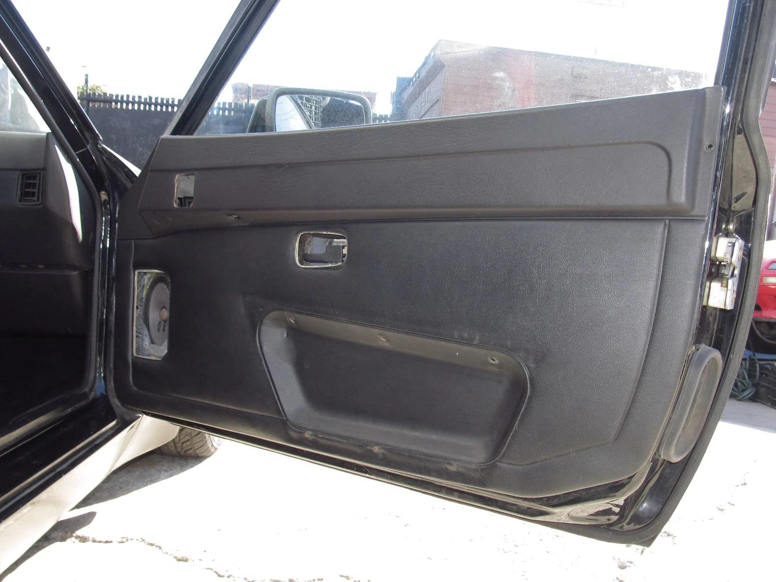 small resolution of  83 85 porsche 944 oem door panel set