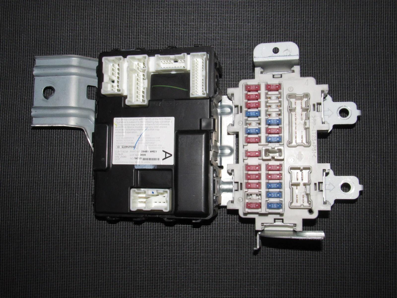 medium resolution of  oem interior fuse box bcm product image