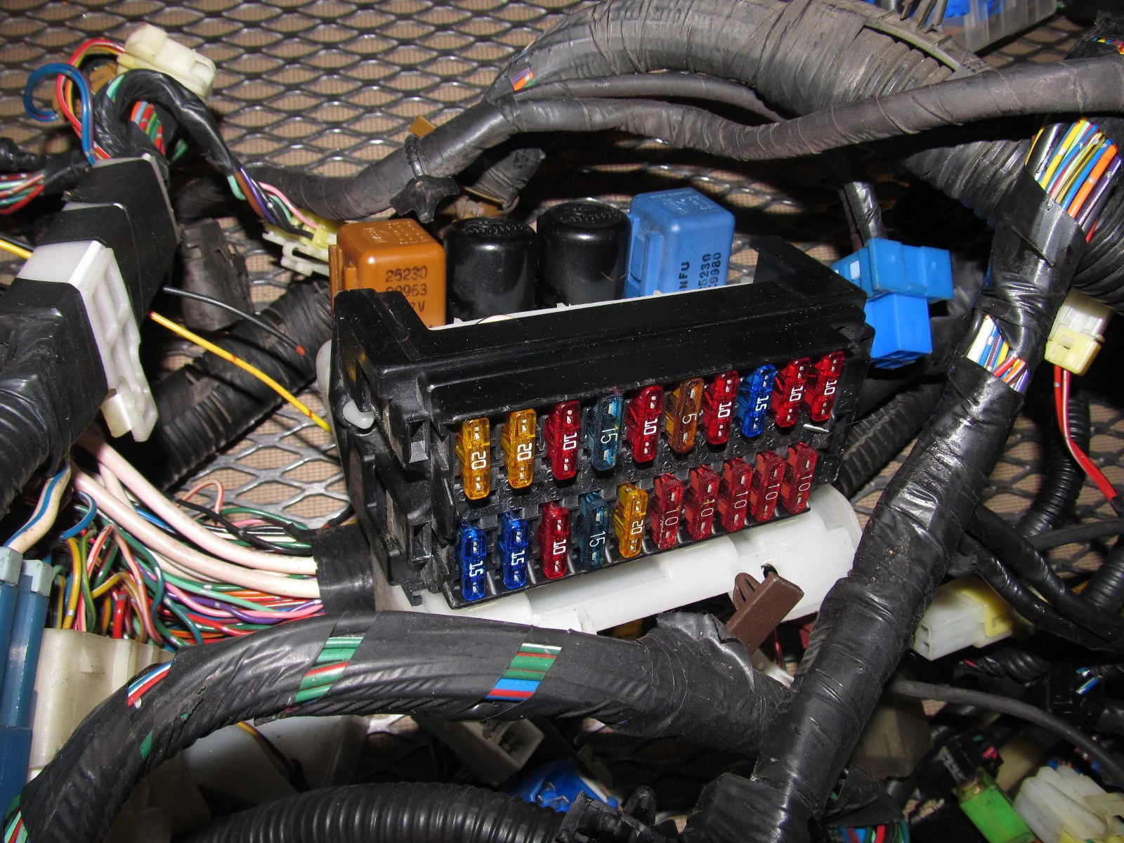 hight resolution of s13 240sx fuse box wiring diagram 1992 nissan 240sx fuse box wiring diagram pass