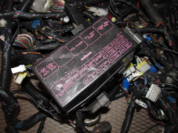 93 Honda Civic Wiring Diagram Hecho 93 Honda Civic Fuel Pump Wiring