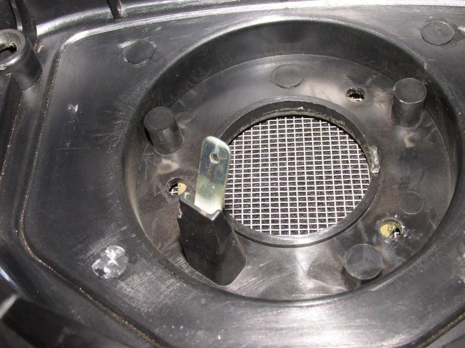 medium resolution of  87 88 89 toyota mr2 oem steering wheel rear horn cover