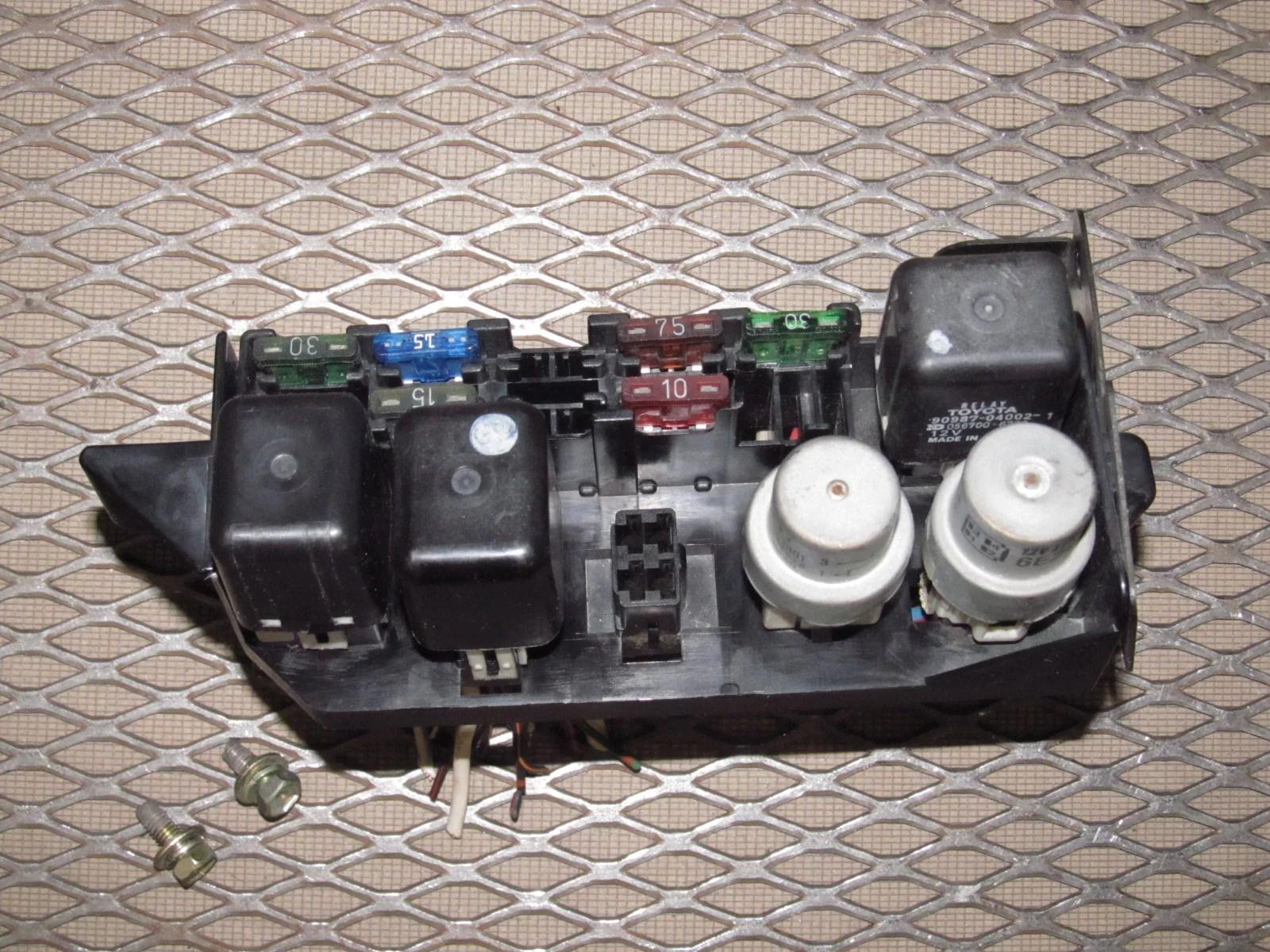 hight resolution of toyota mr2 mk1 fuse box wiring diagram centremr2 fuse box wiring diagram g985 mr2 fuse box