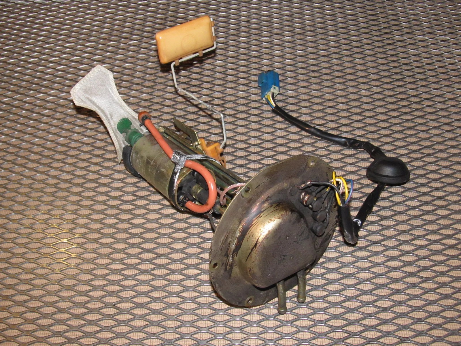 300zx fuel sending unit diagram 2013 tacoma wiring 91 92 93 94 nissan 240sx oem pump and