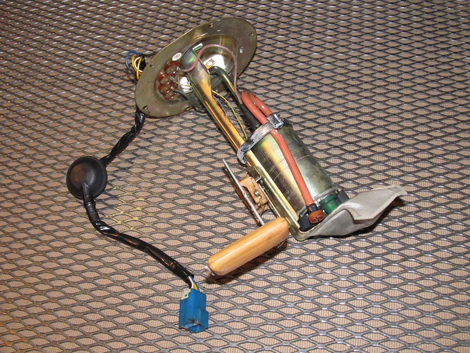 300zx fuel sending unit diagram 4l60e wiring 91 92 93 94 nissan 240sx oem pump and