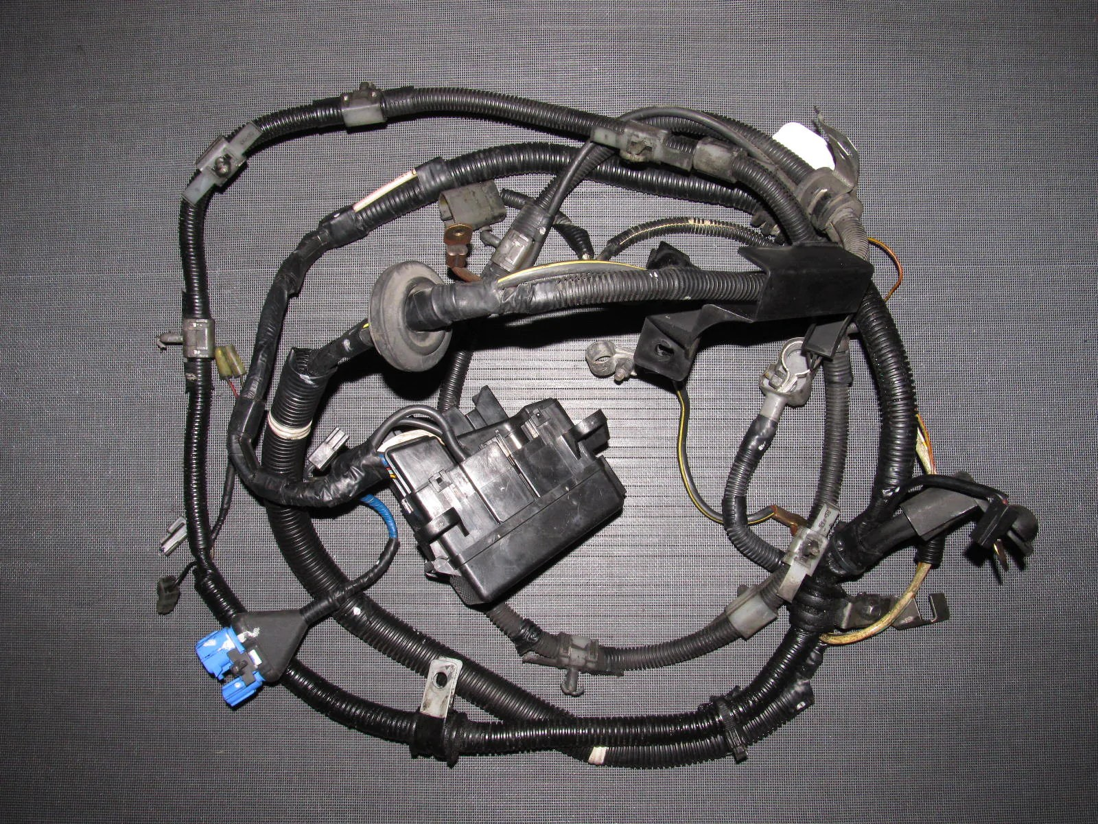 hight resolution of 90 91 92 93 mazda miata fuse box transmission engine wiring harness