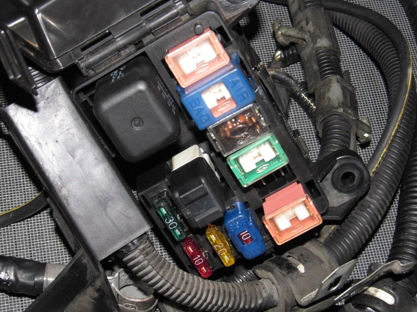 medium resolution of 91 mazda miata fuse box wiring diagram technic91 mazda miata fuse box 17