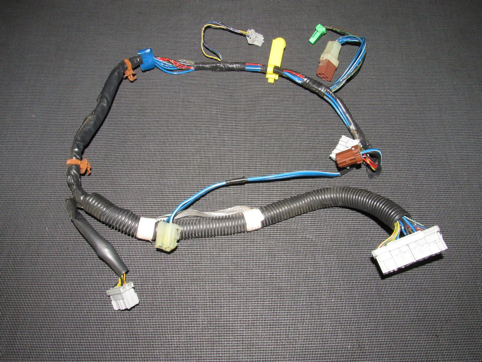 hight resolution of heater control wiring harness for 94 accord wiring diagram paper 93 94 95 96 97 honda