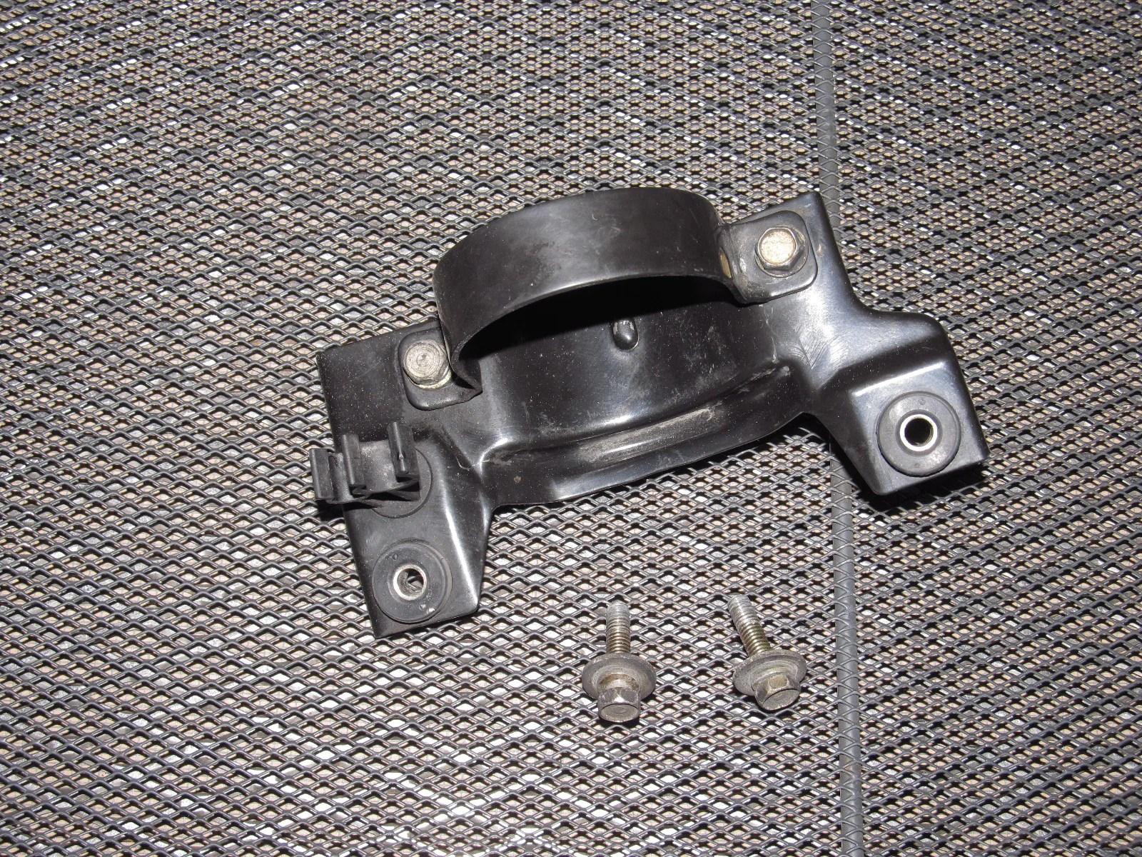 hight resolution of  honda prelude oem fuel filter holder bracket product image
