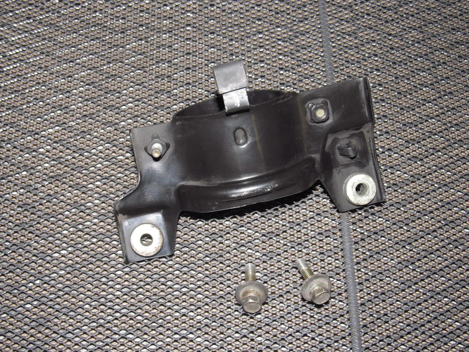 hight resolution of  92 96 honda prelude oem fuel filter holder bracket
