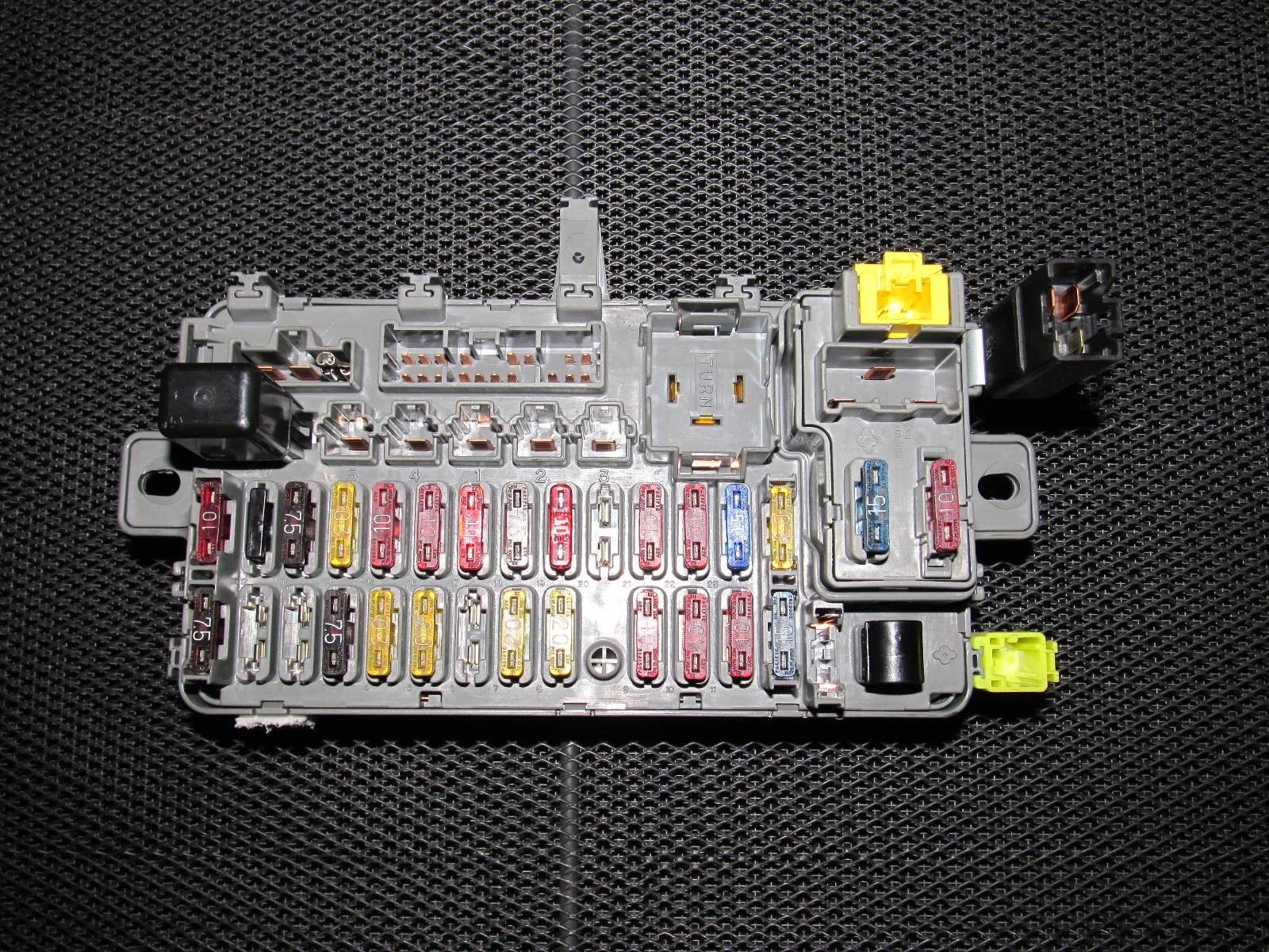 medium resolution of  del sol oem interior fuse box product image