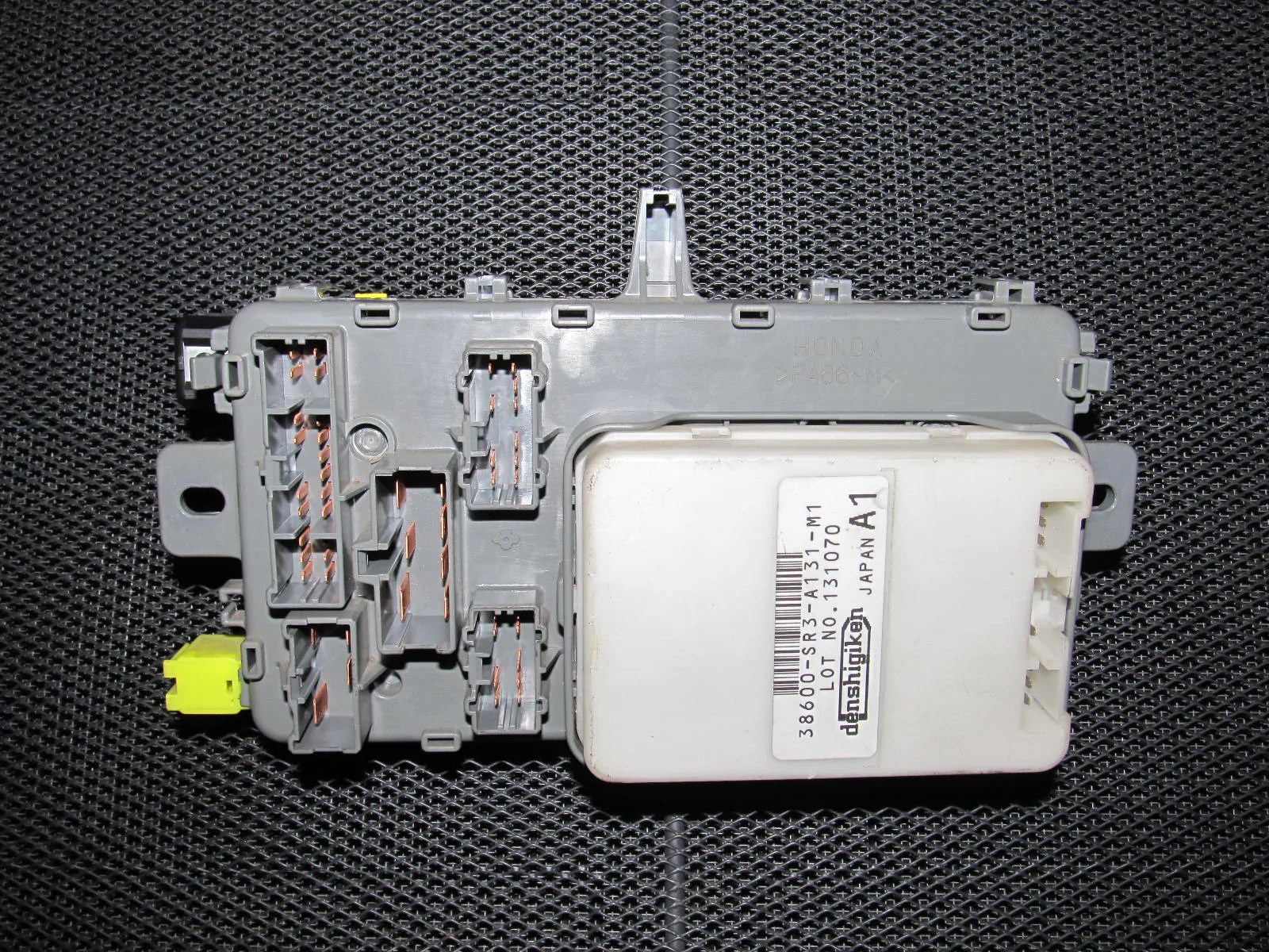 hight resolution of  93 94 95 96 97 honda del sol oem interior fuse box