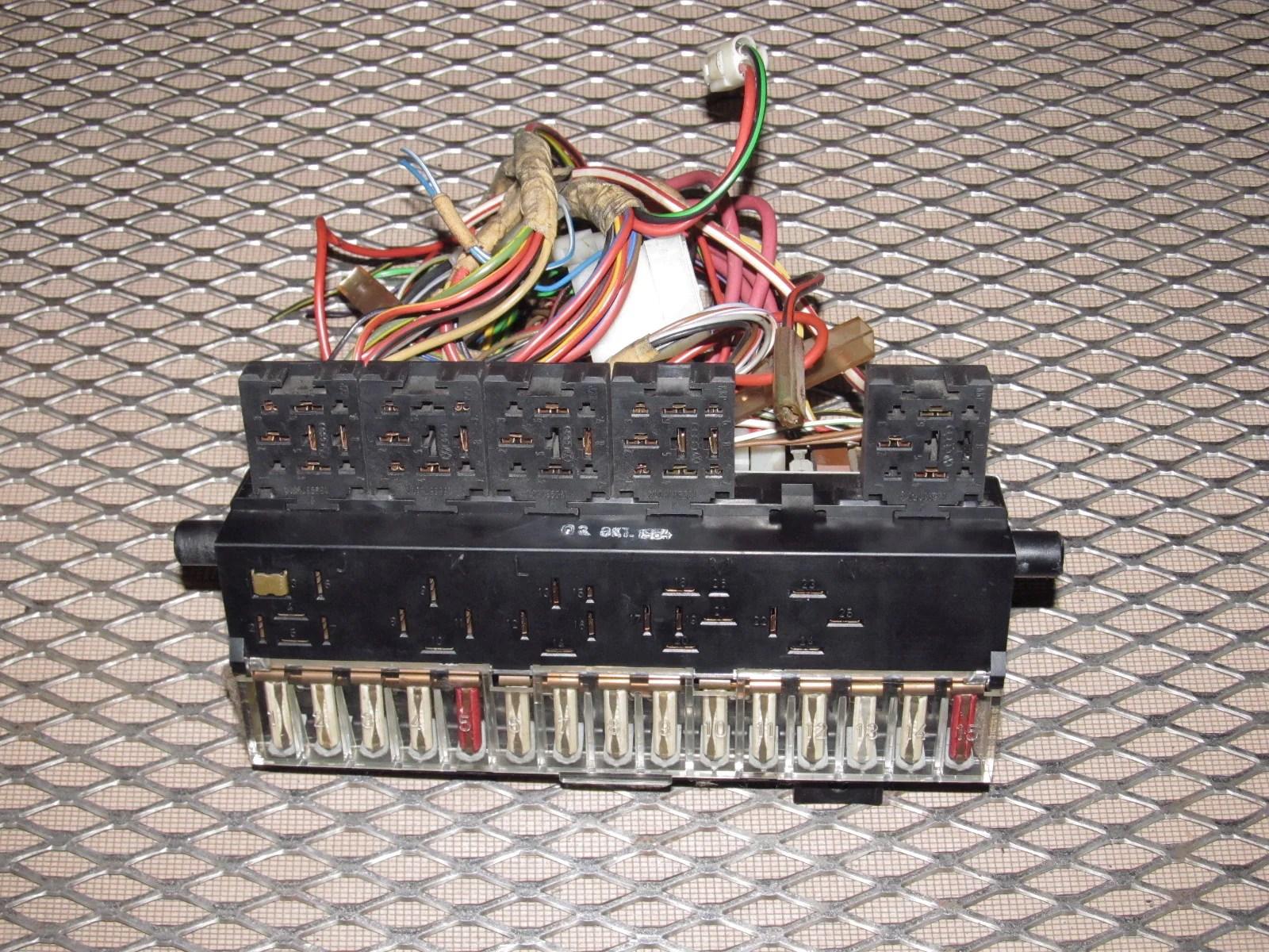 medium resolution of 1986 porsche 944 fuse box diagram