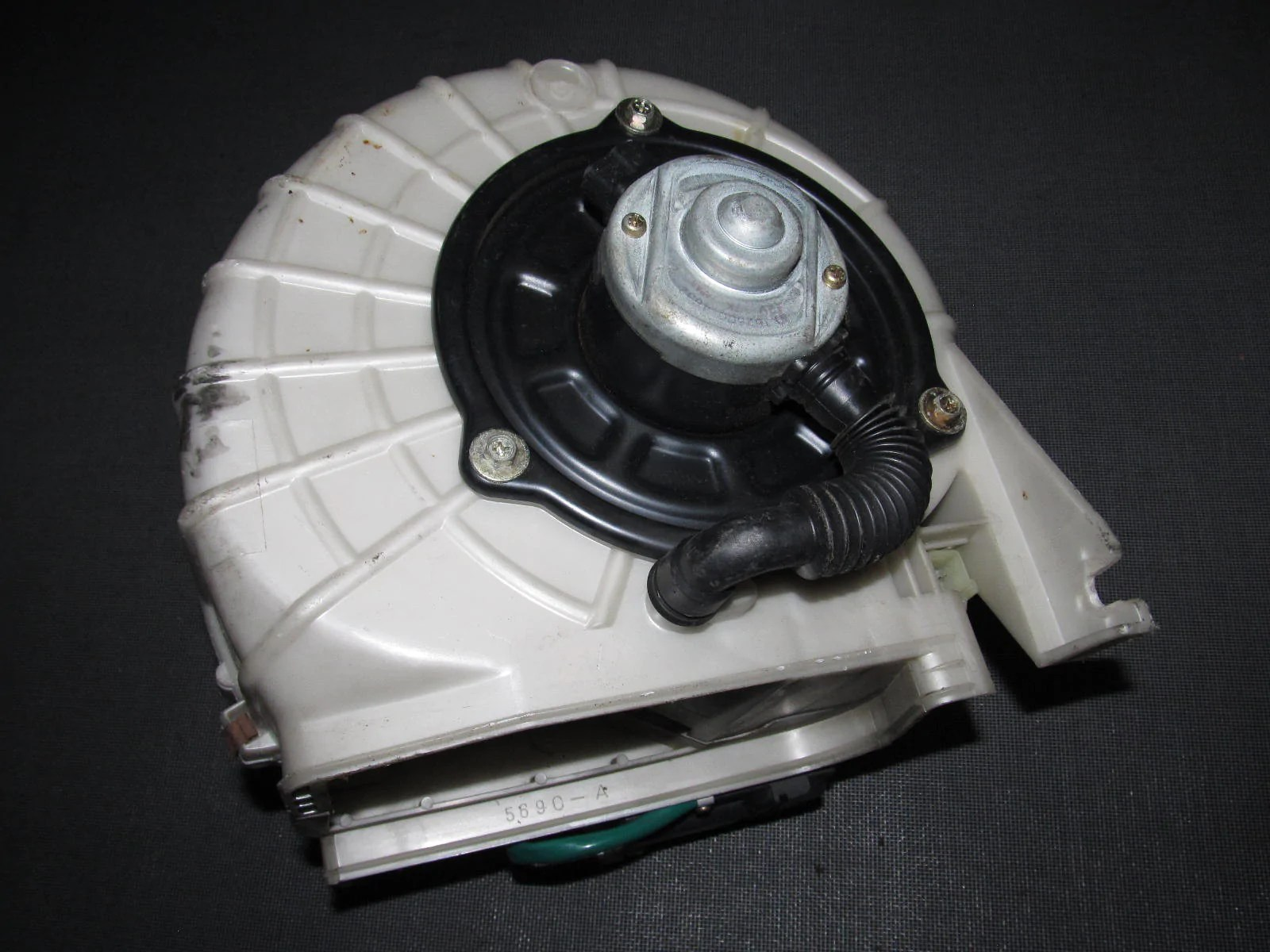small resolution of  88 89 90 91 honda crx oem heater a c blower motor unit assembly