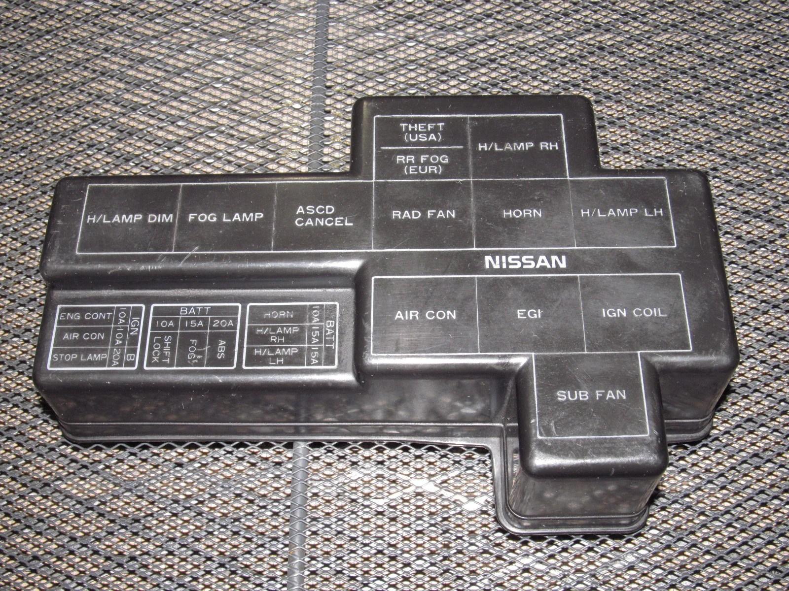 85 300zx fuse box wiring diagram 85 nissan 300zx fuse box diagram [ 1600 x 1200 Pixel ]