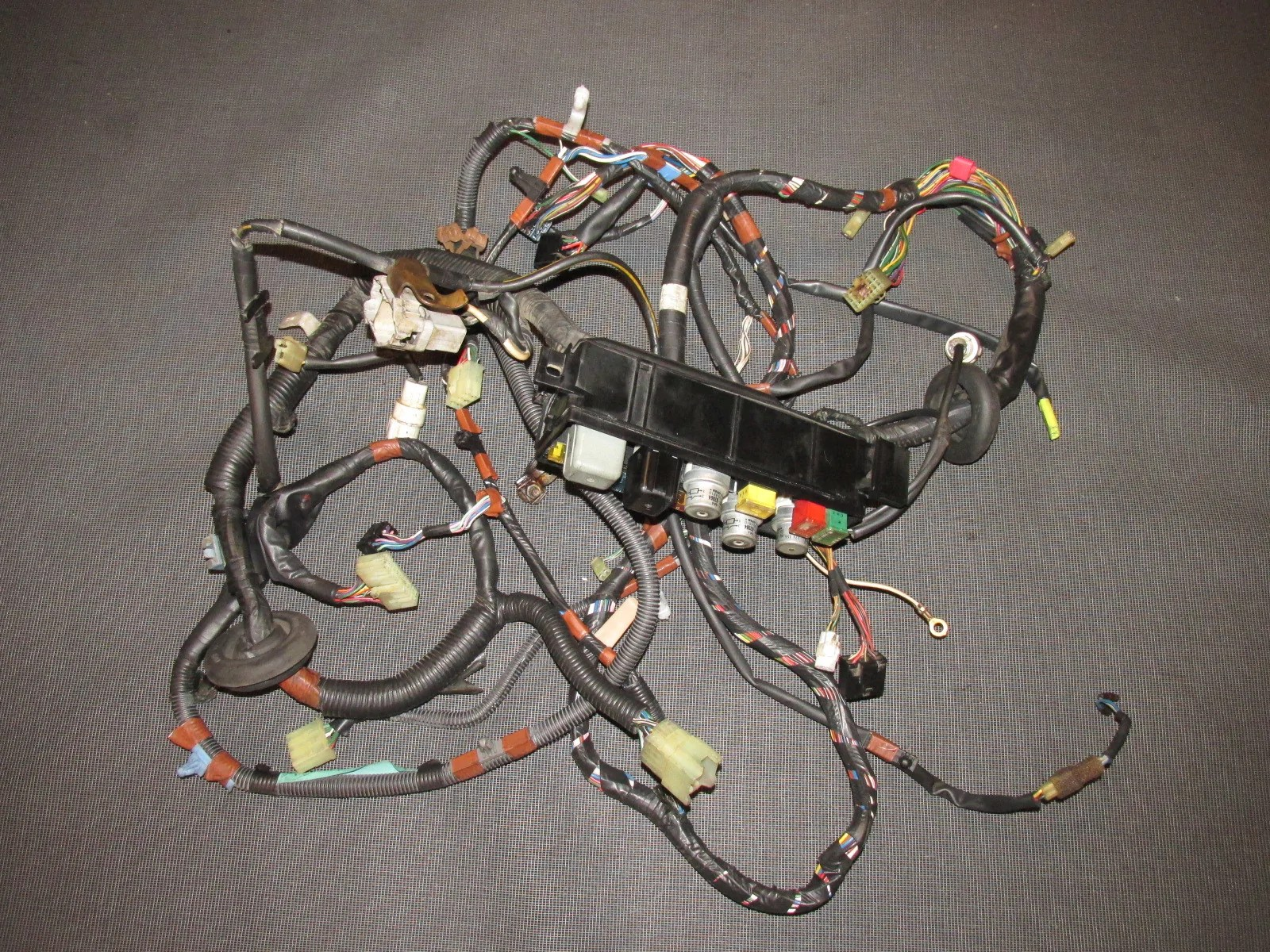 hight resolution of  toyota mr2 oem engine fuse box wiring harness tail light product image