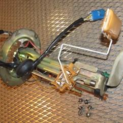 91 240sx Fuel Pump Wiring Diagram 2002 Saturn Sl1 Radio 89 90 Nissan Oem And Sending Unit