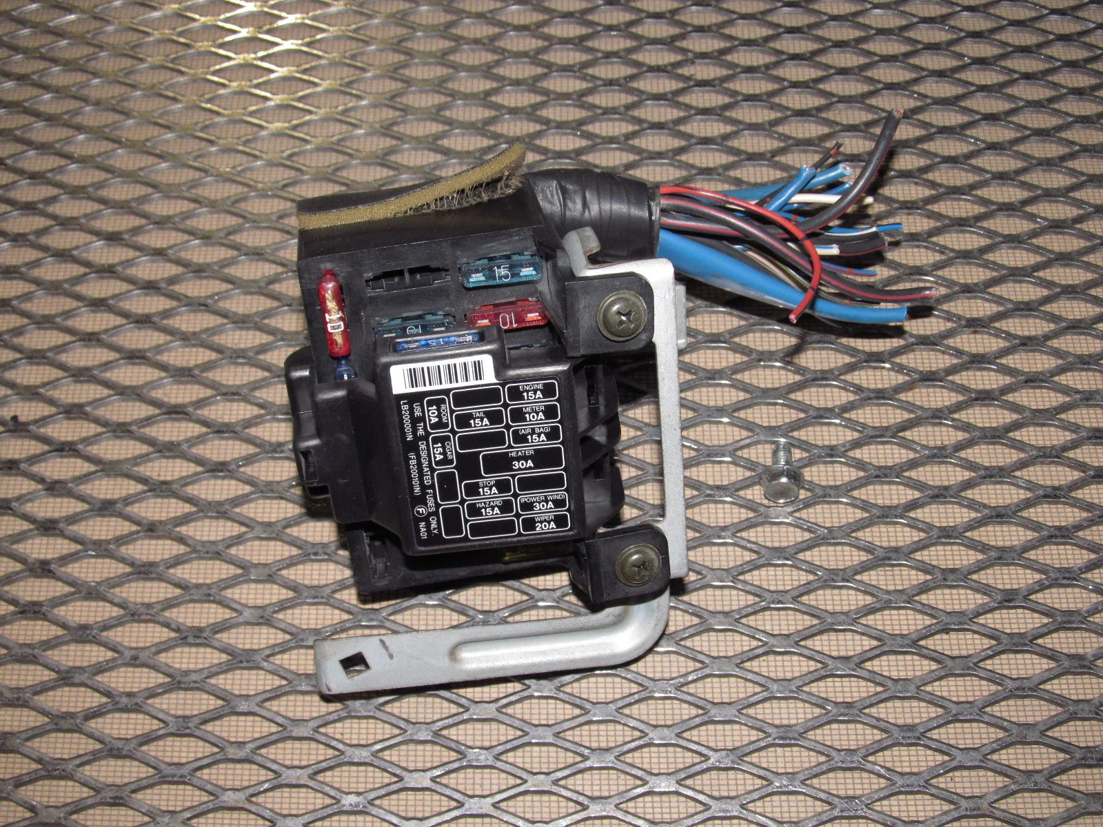 medium resolution of 90 miata interior fuse box residential electrical symbols u2022 mazda protege fuse box diagram 96