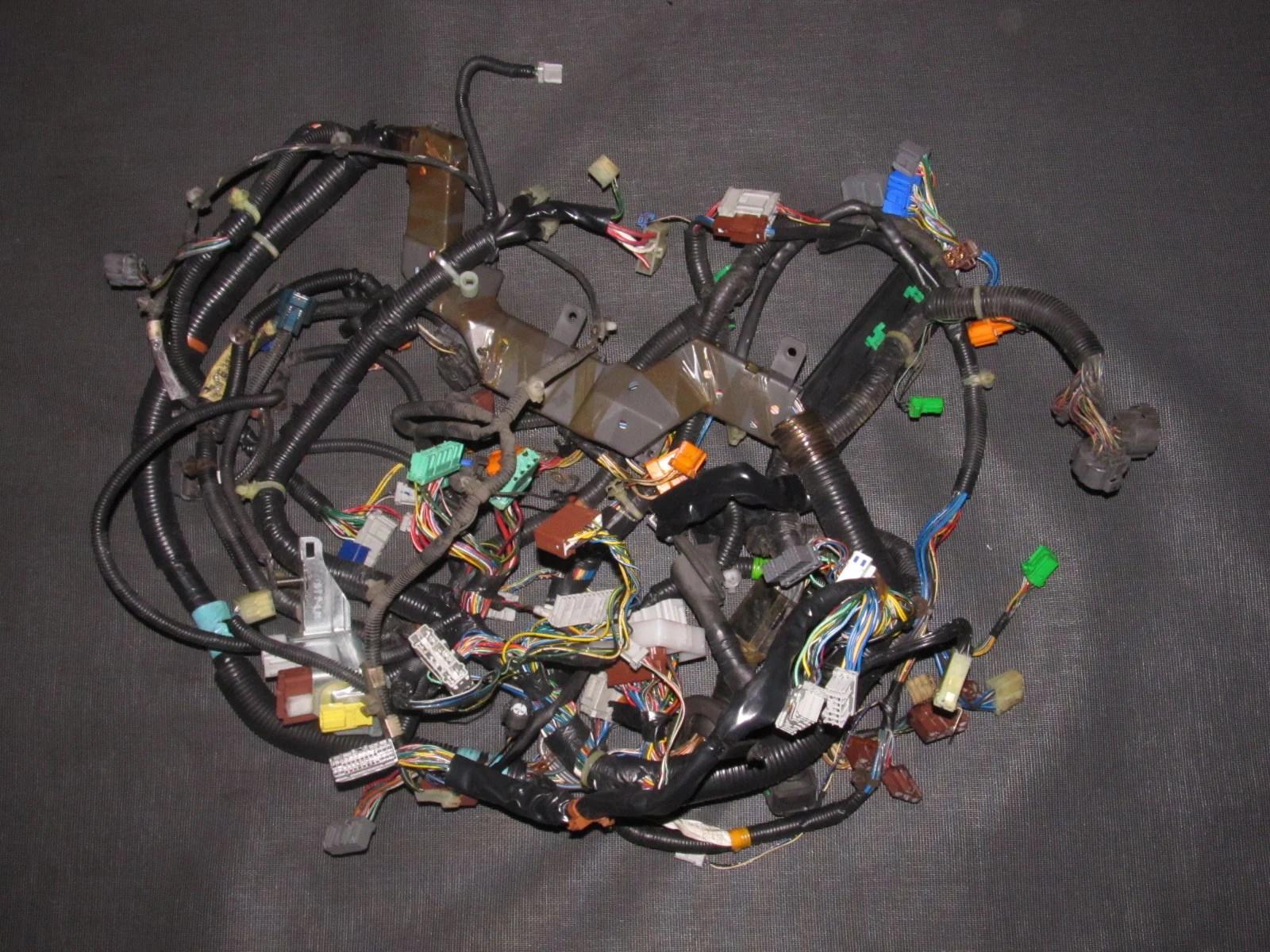 medium resolution of b18b1 wiring harness wiring diagrams b18b1 vtec 96 01 acura integra oem b18b1 headlight ecu fuse