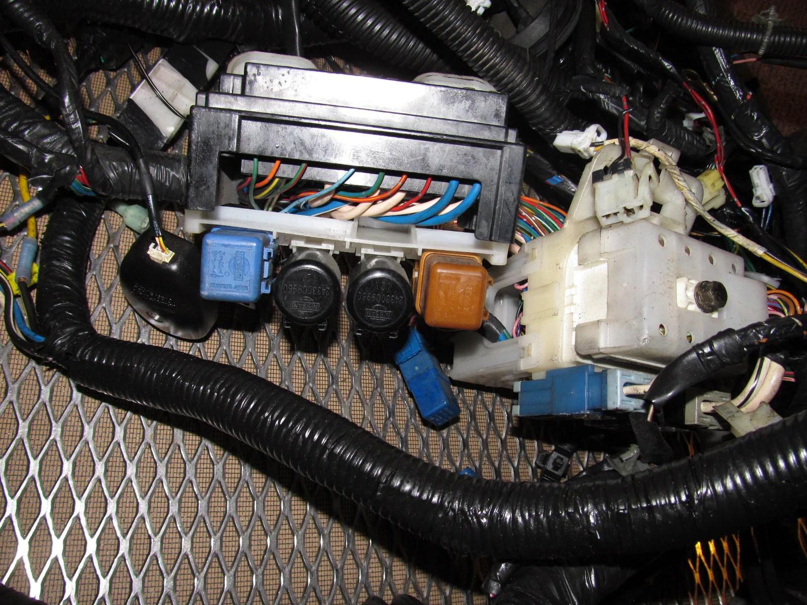 1991 nissan 240sx ignition wiring diagram radiator electric fan interior fuse box auto