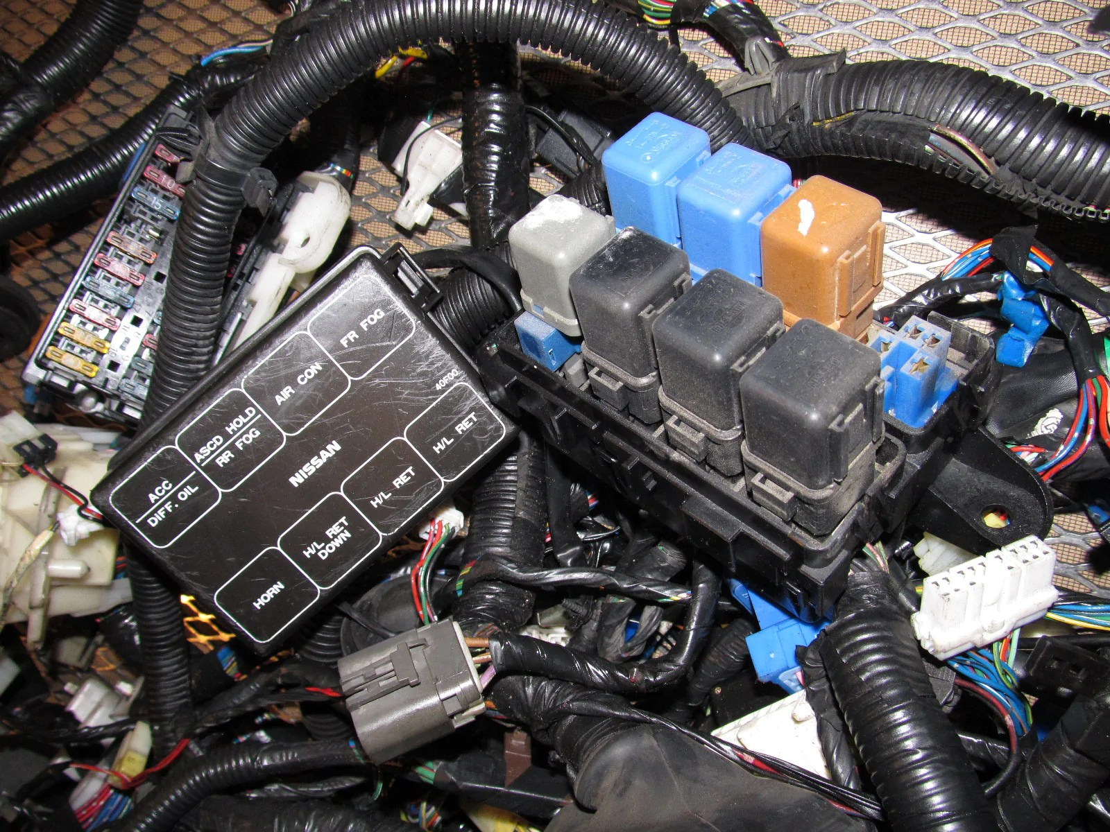 89 nissan 240sx radio wiring diagram 2007 chevy lifted s13 240 fuse box new era of