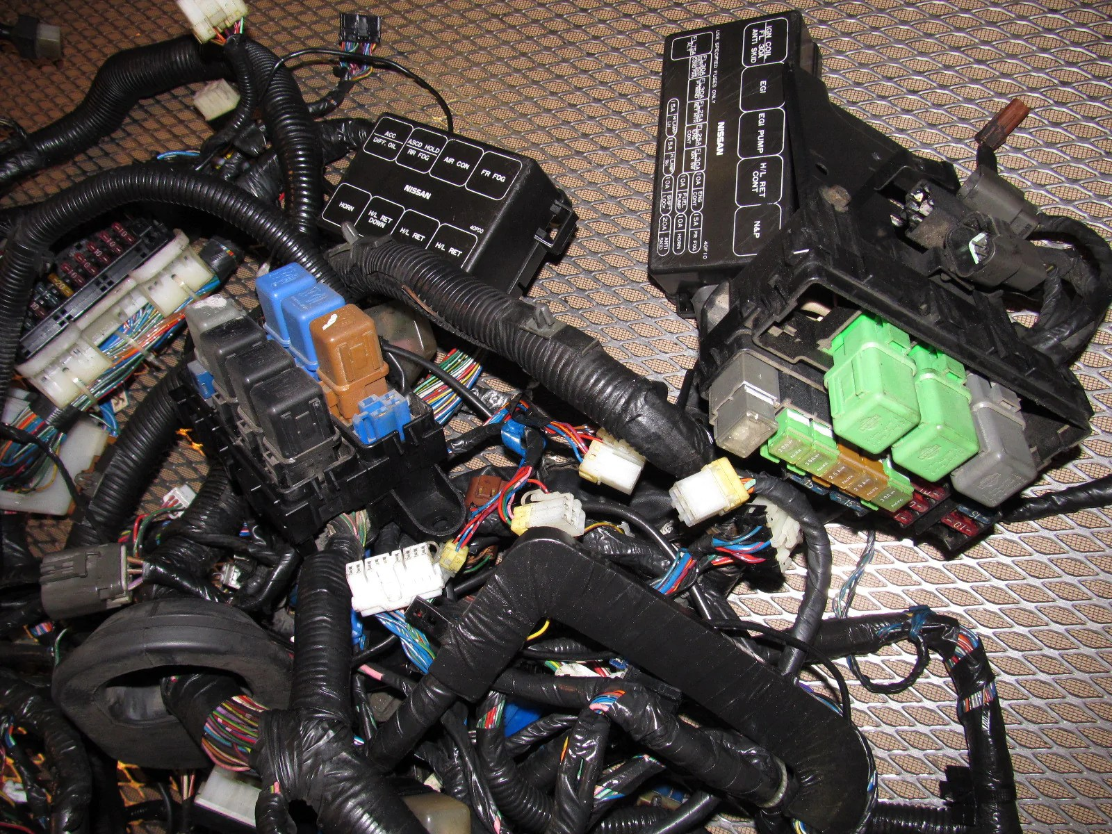 89 240sx fuse box wiring diagram [ 1600 x 1200 Pixel ]