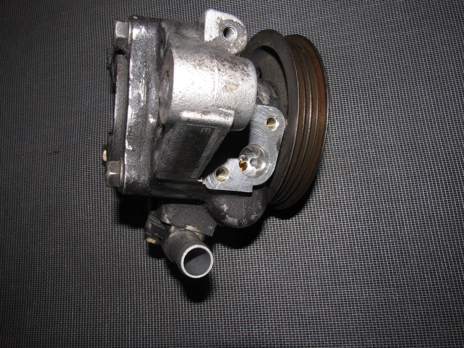 small resolution of  93 94 95 honda del sol b16a oem power steering pump