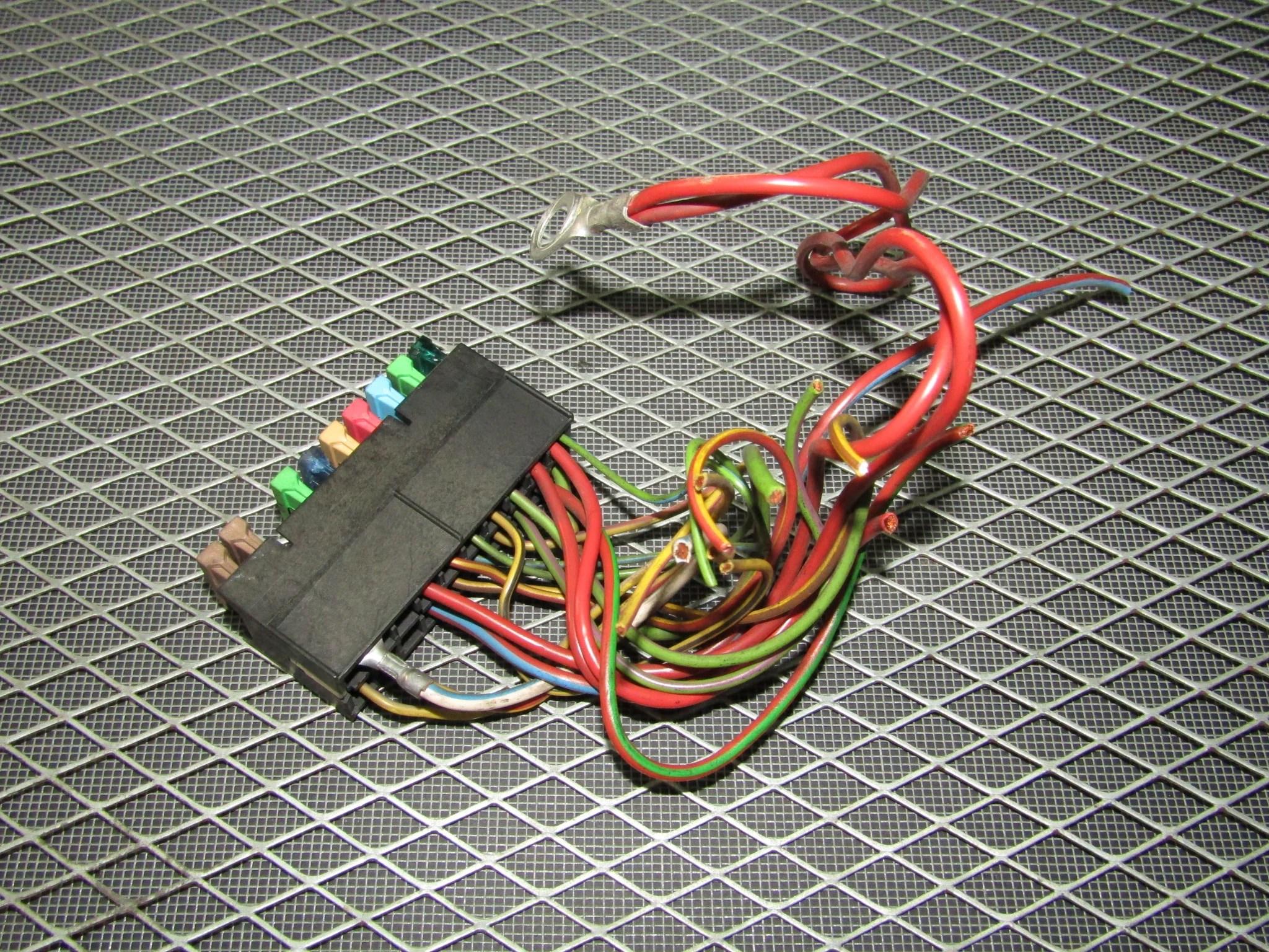 medium resolution of  92 93 94 95 bmw 325 oem engine fuse box