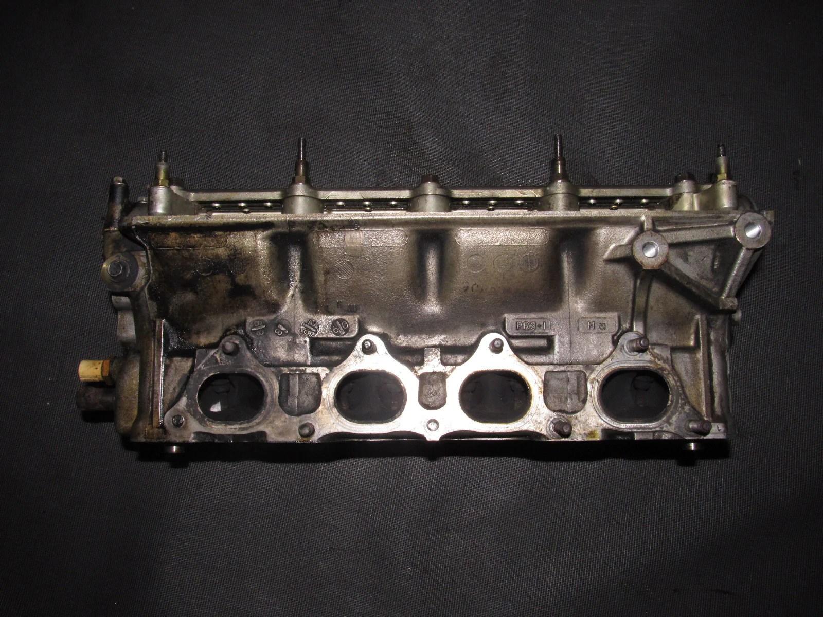 hight resolution of  93 94 95 96 97 honda del sol jdm b16a engine cylinder head