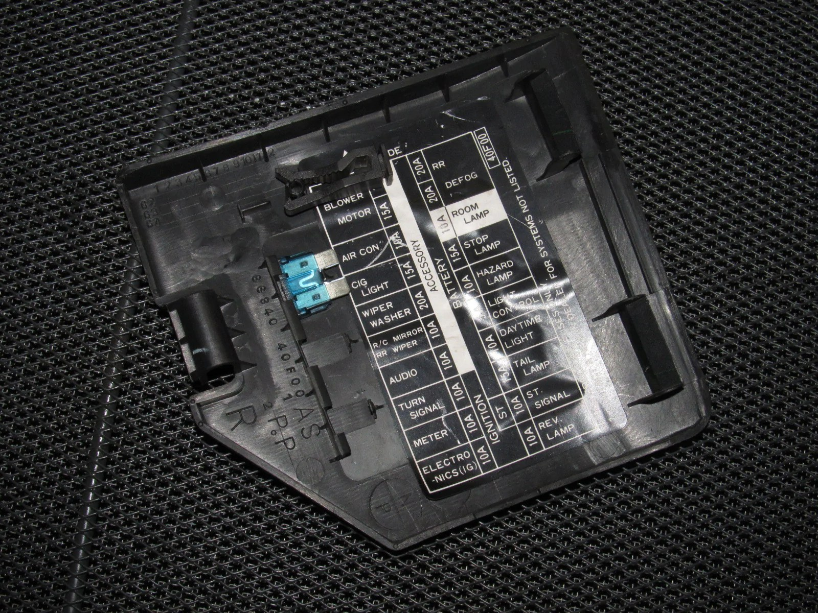 medium resolution of 90 240sx fuse box cover wiring diagram post90 240sx fuse box cover wiring diagram 89 90