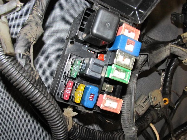 93 Honda Accord Starter Relay Wiring Diagram 93 Get Free Image About