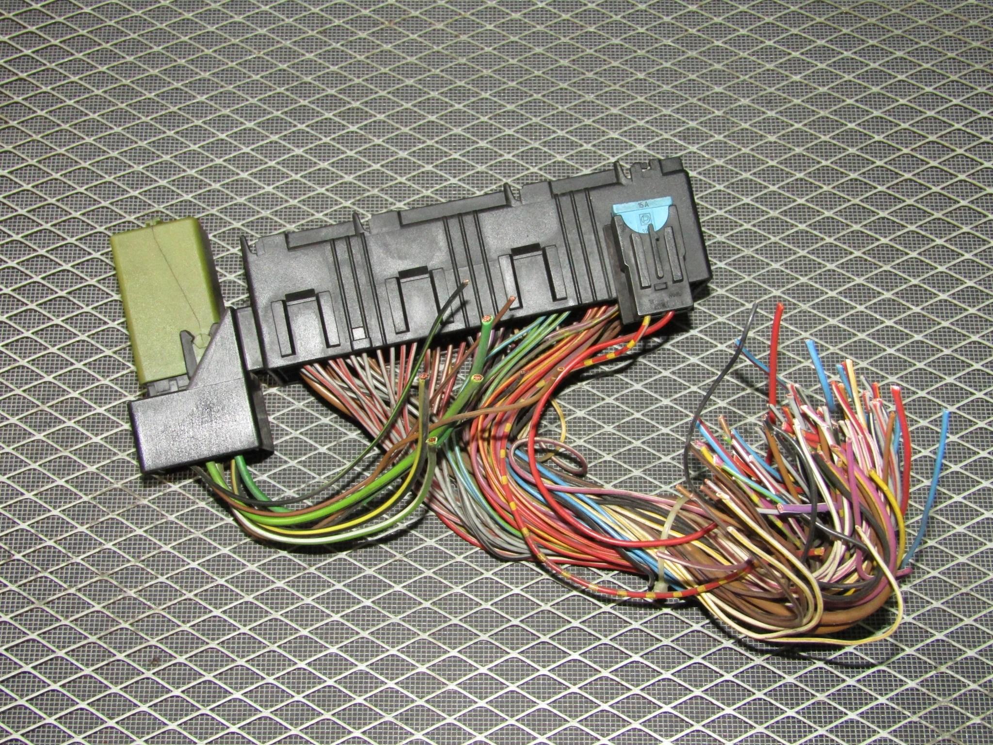 hight resolution of  92 93 94 95 bmw 325 oem interior fuse box