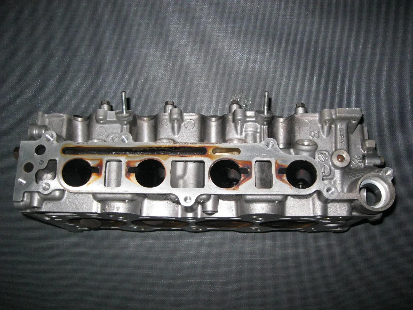 hight resolution of  jdm 01 08 honda fit l13a i dsi engine cylinder head