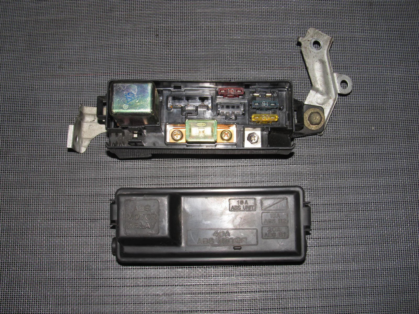 integra abs fuse box trusted wiring diagram online mazda 3 fuse box integra abs fuse box [ 1600 x 1200 Pixel ]