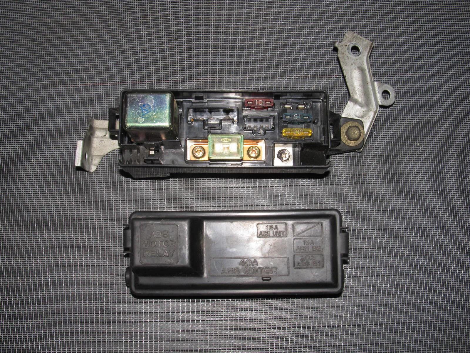small resolution of 86 acura integra fuse box