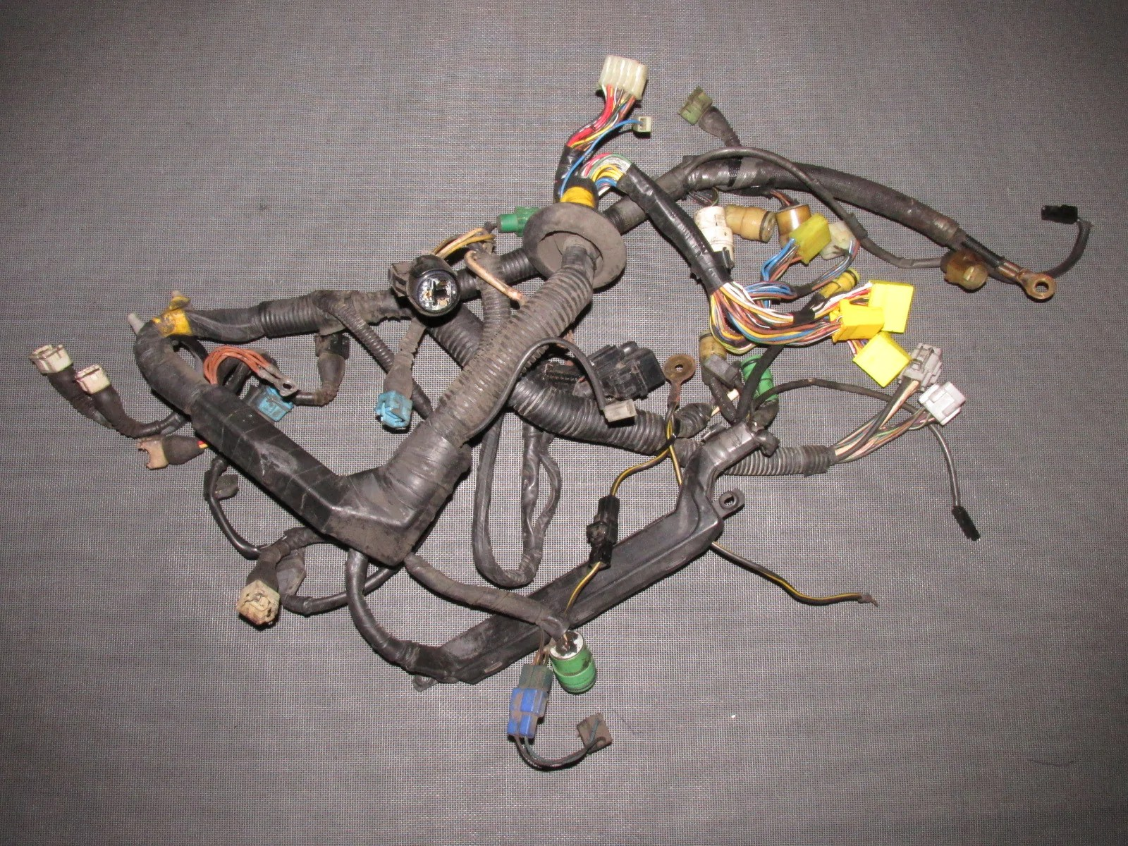 small resolution of 85 86 87 88 89 toyota mr2 oem 4age engine wiring harness