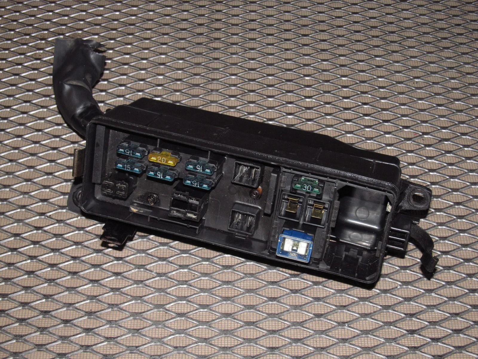 medium resolution of  toyota supra oem engine fuse box turbo product image