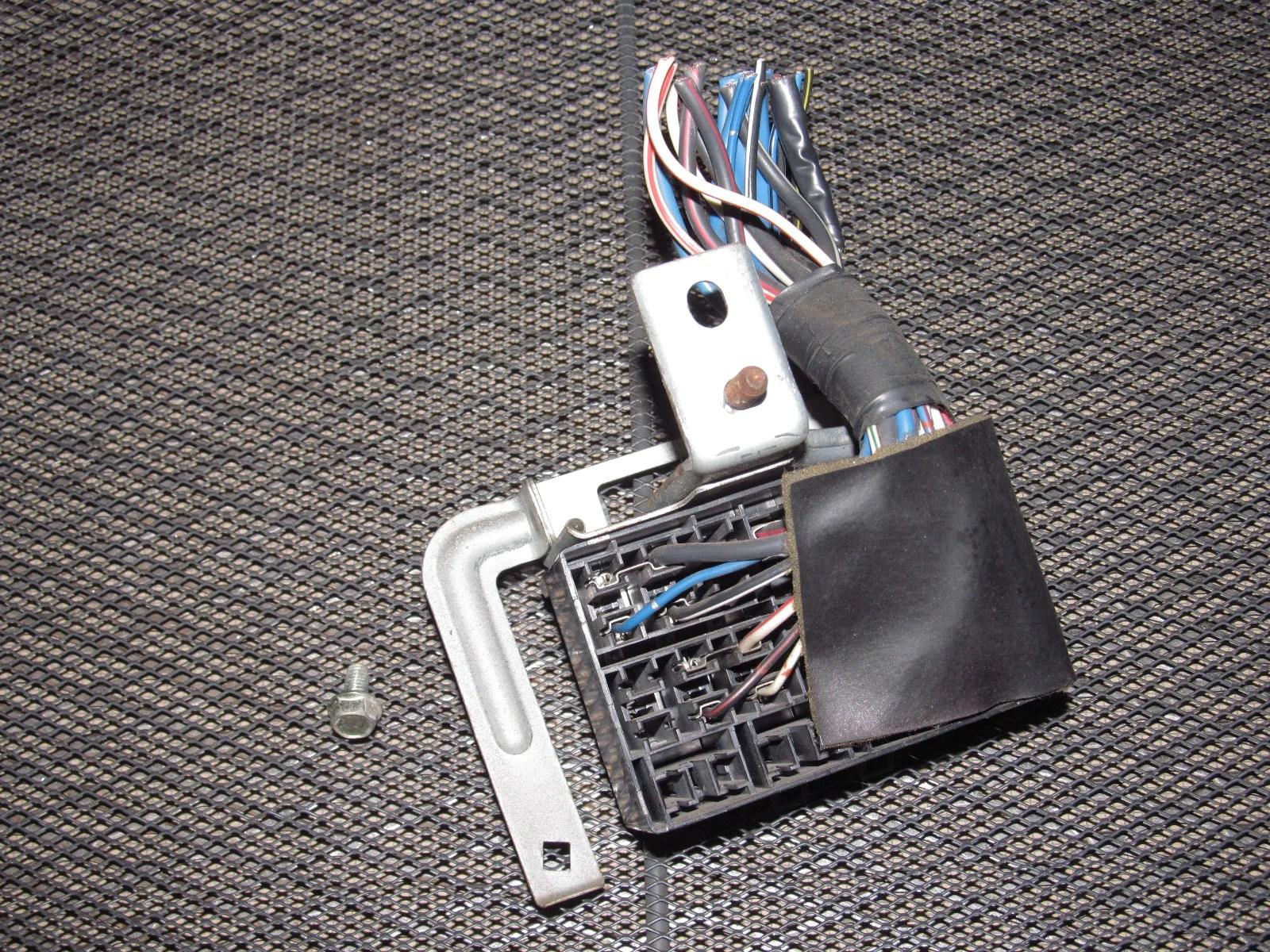93 mazda miata fuse box wiring diagram mix 90 93 mazda miata oem dash interior fuse [ 1600 x 1200 Pixel ]