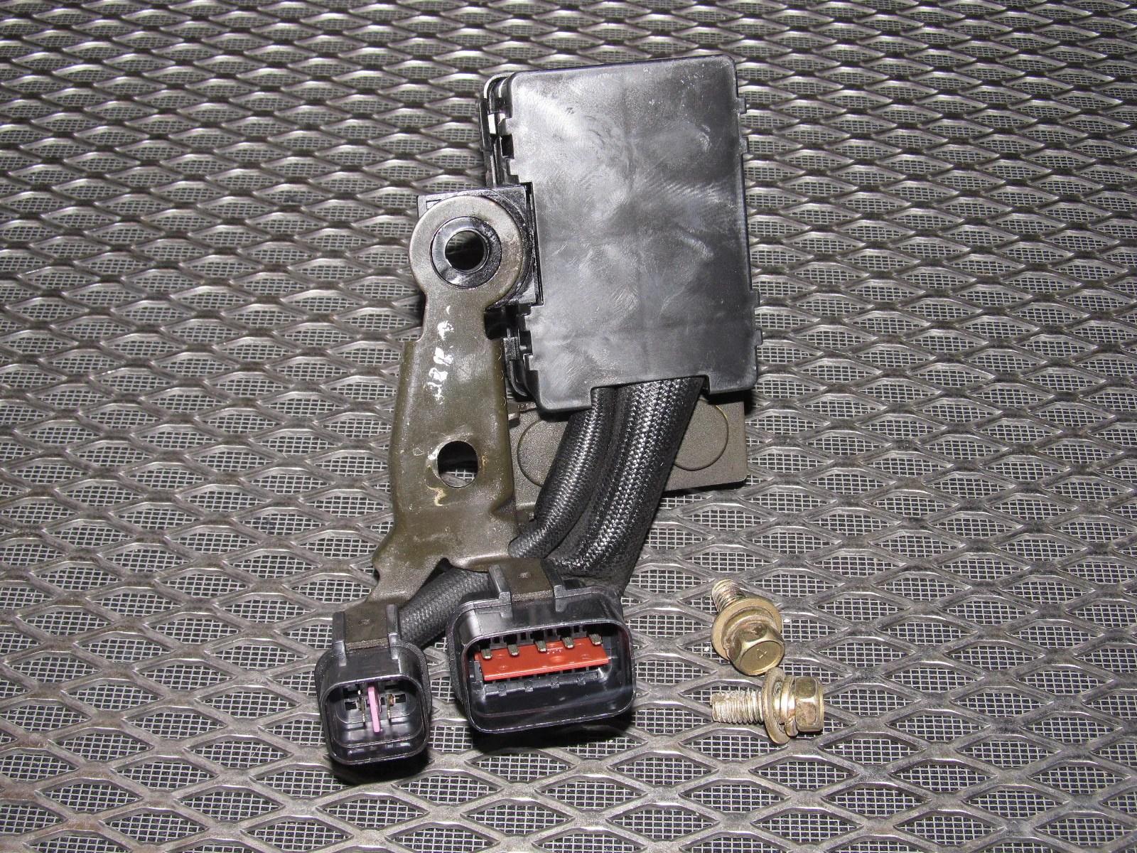 medium resolution of  94 95 96 97 mitsubishi 3000gt oem a c system fuse box