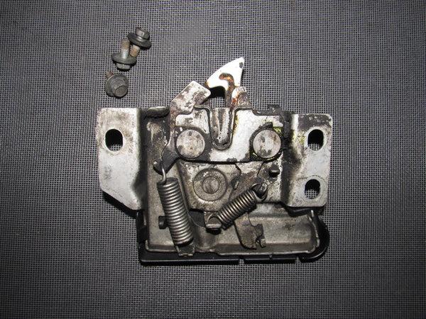 Civic Fuse Diagram 96 97 98 99 00 Honda Civic Oem Hood Latch Autopartone Com
