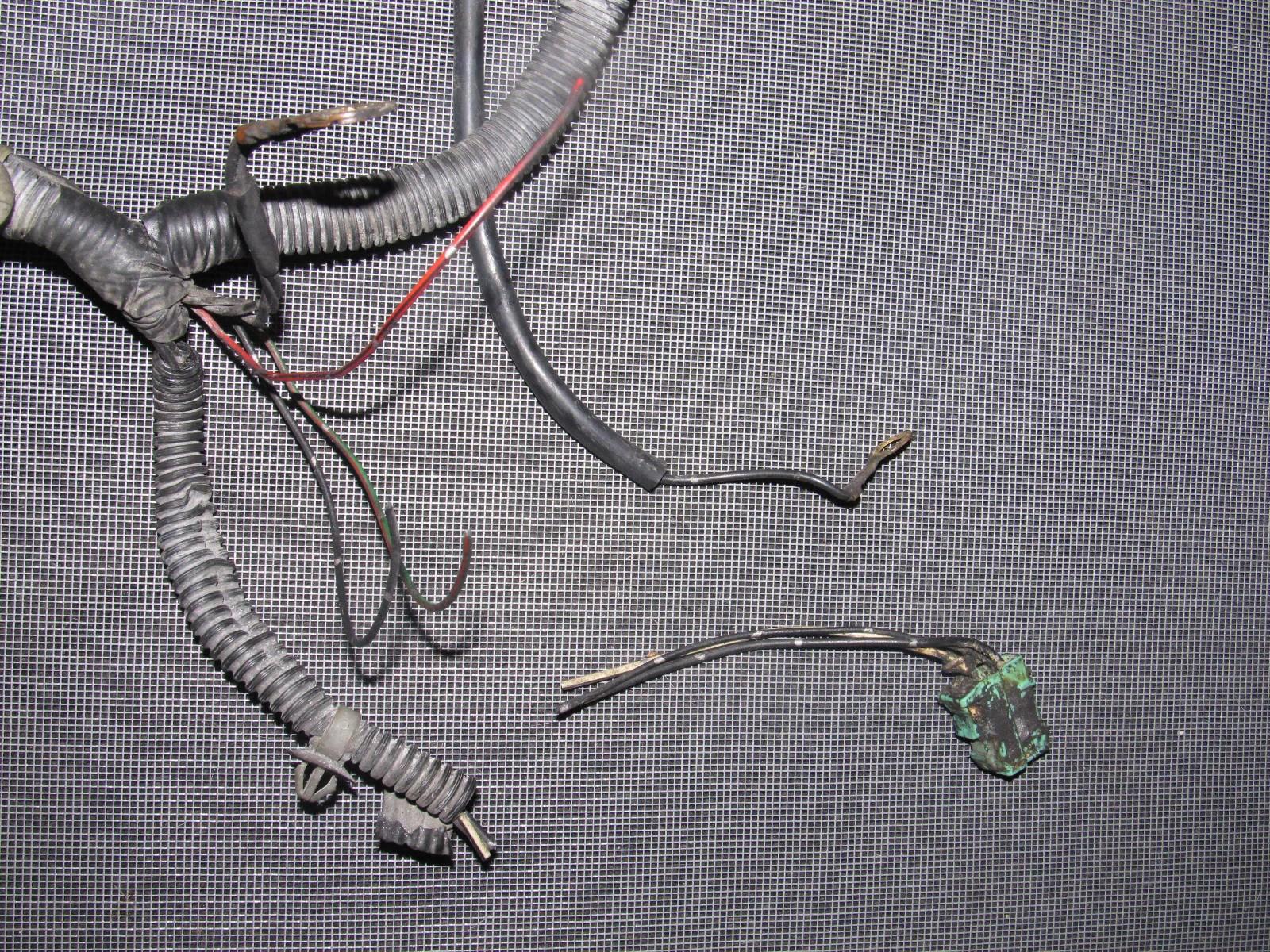 medium resolution of  96 97 98 99 00 honda civic oem headlight harness