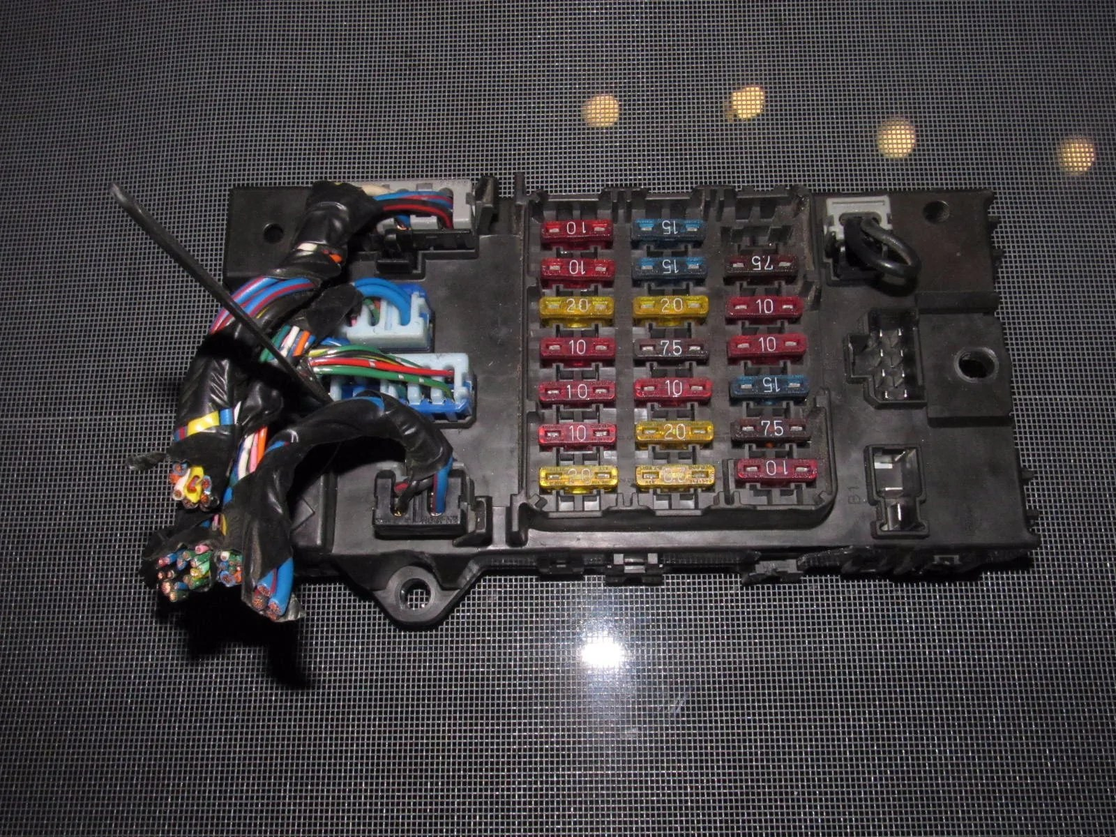 300zx tt fuse box wiring diagram blogs 90 96 300zx interior fuse box relay panel dash [ 1600 x 1200 Pixel ]