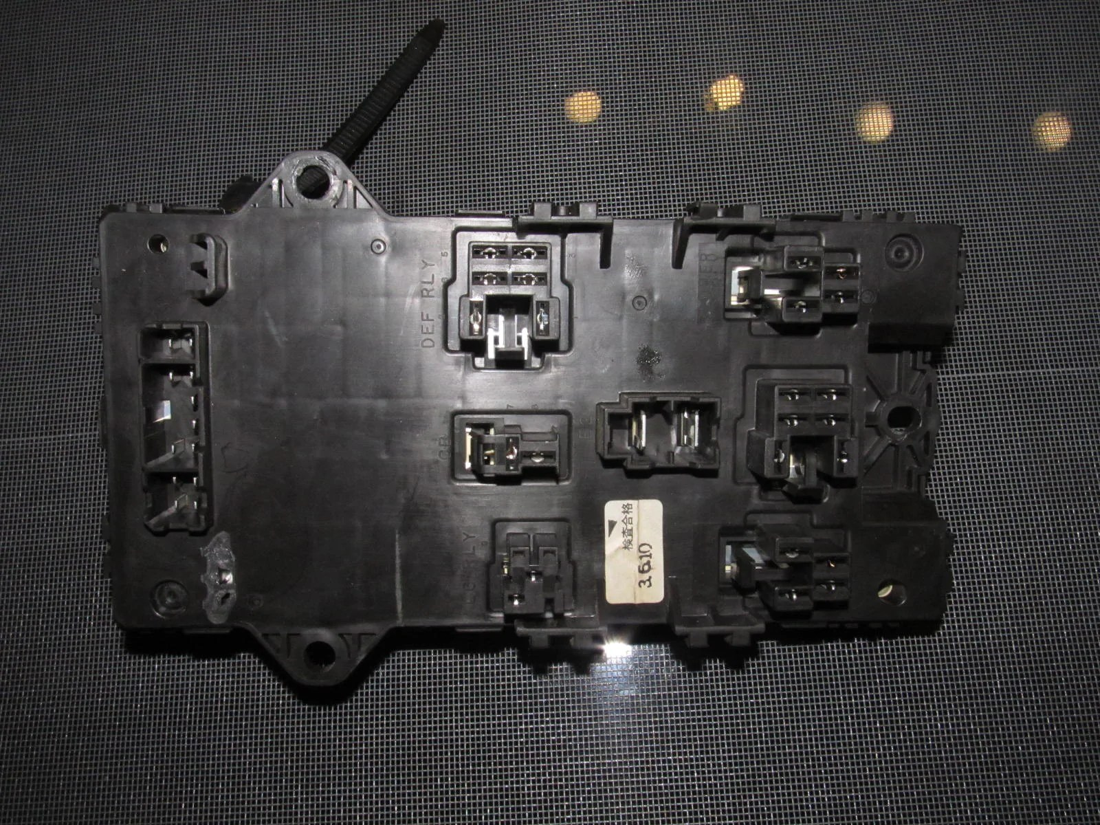 hight resolution of 90 96 nissan 300zx oem interior fuse box autopartone com 300zx ignition relay 300zx fuse box
