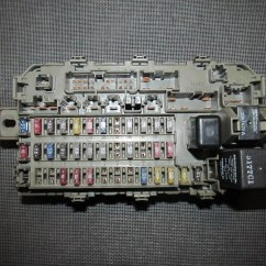 Honda Civic 98 Fuse Box Diagram Wiring For Whirlpool Refrigerator 96 97 99 00 Oem Interior With