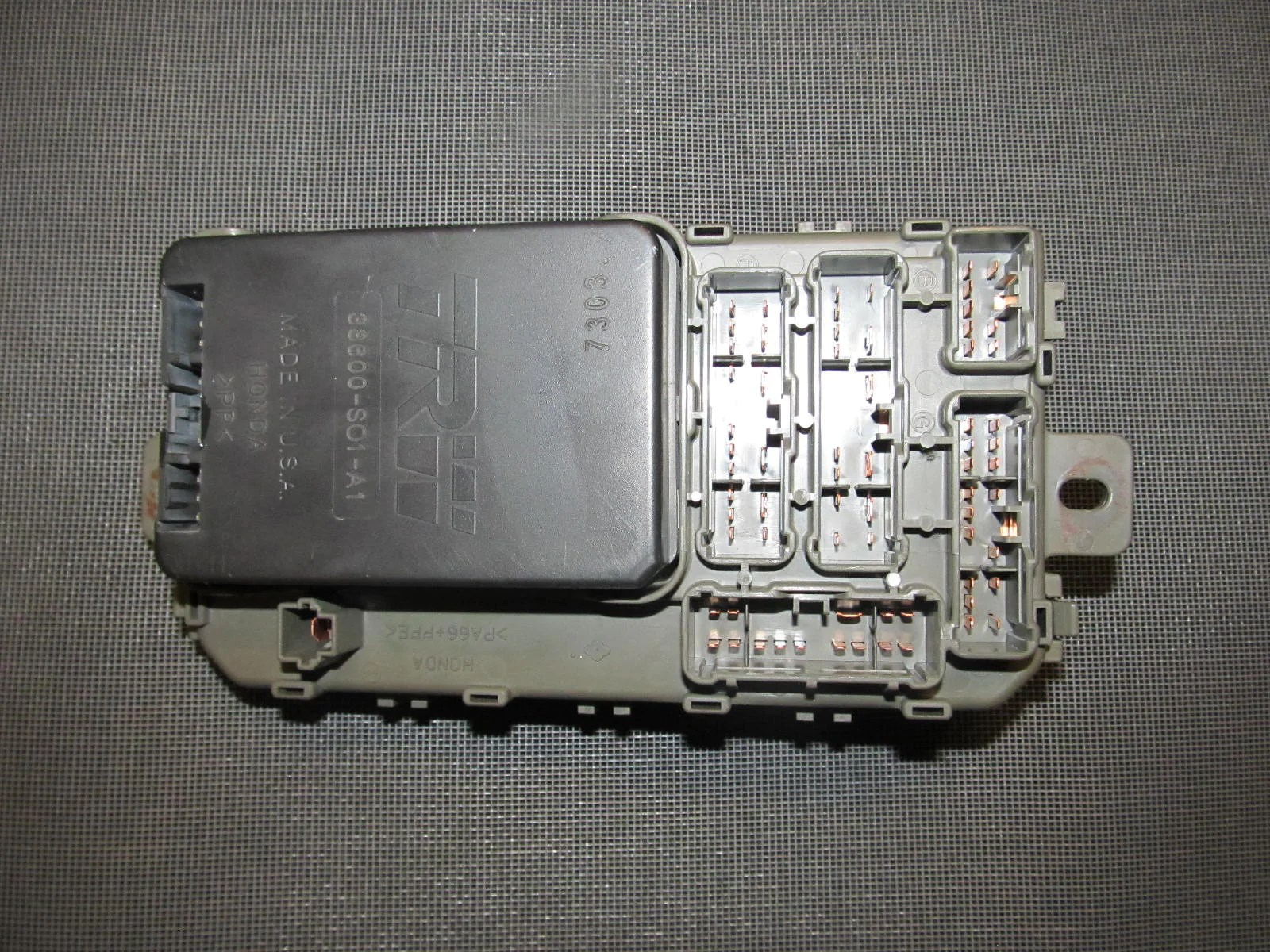 medium resolution of  96 97 98 99 00 honda civic oem interior fuse box with relay
