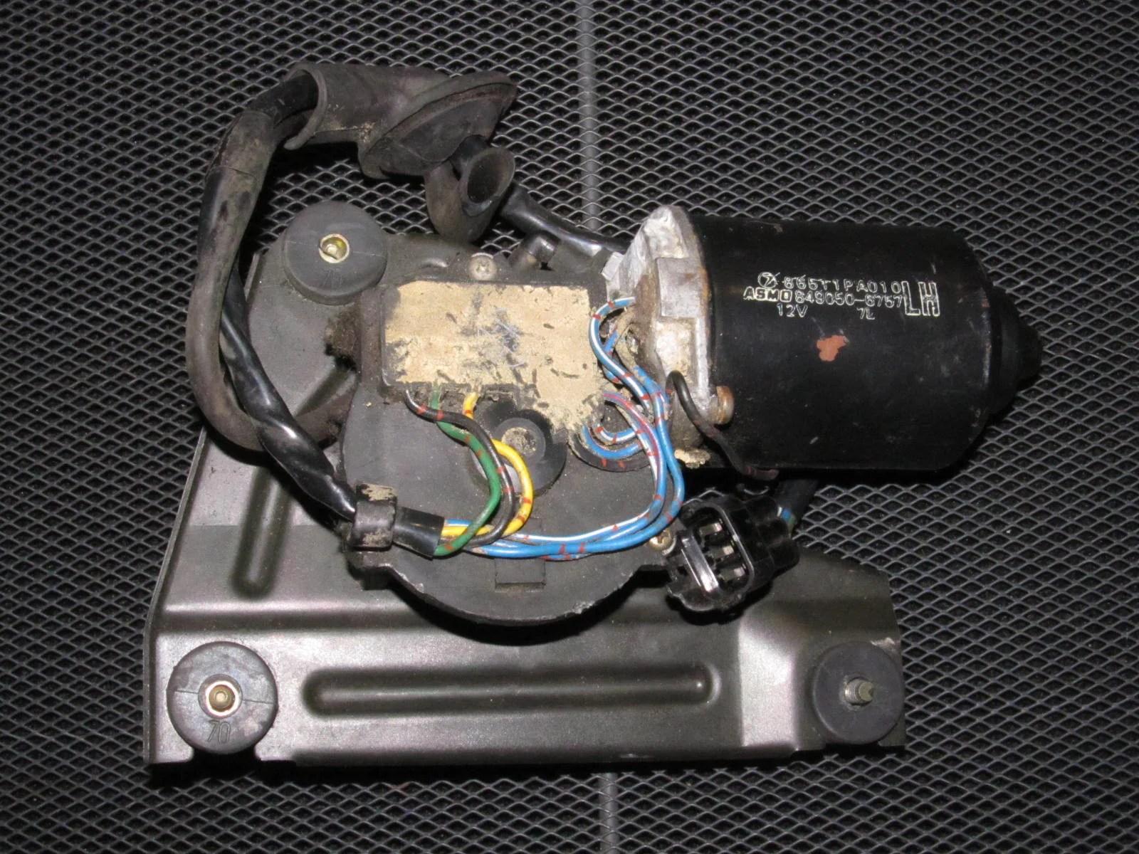 92 97 subaru svx oem wiper motor front [ 1600 x 1200 Pixel ]
