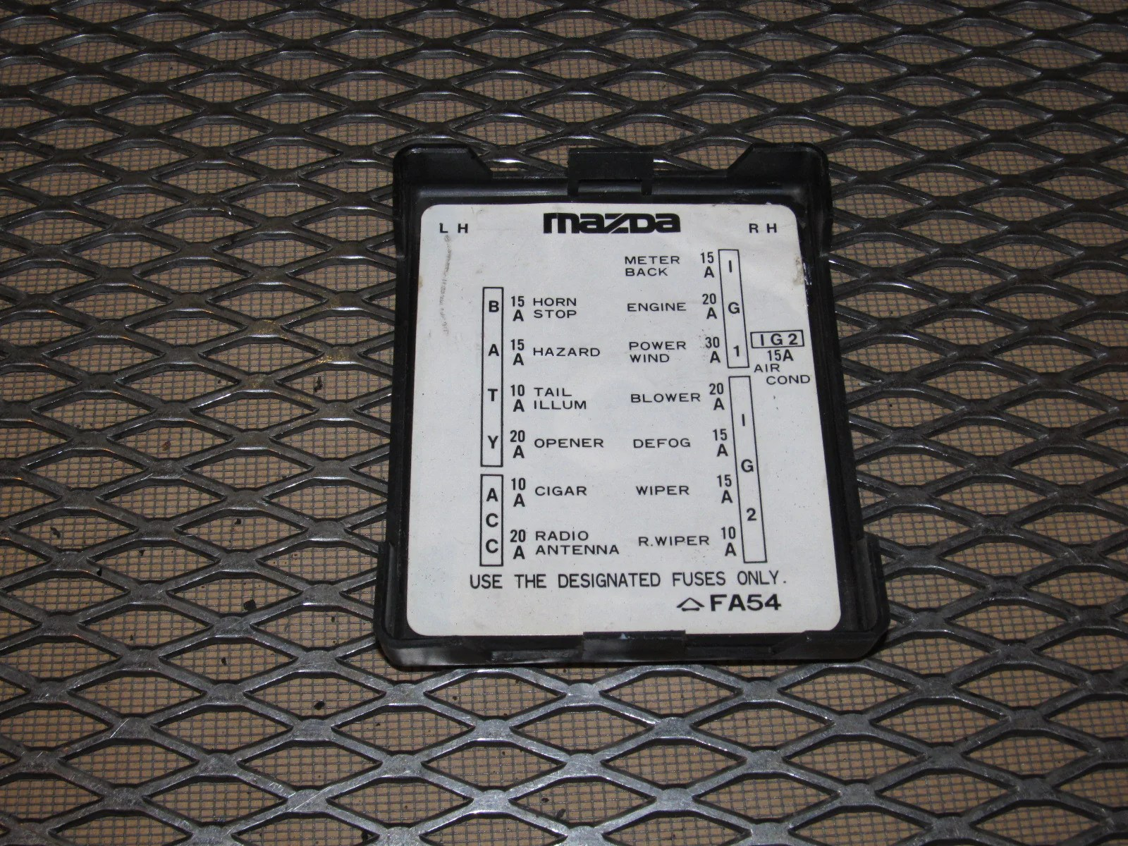 87 rx7 fuse box wiring library rh 28 skriptoase de 87 monte carlo ss 87 monte carlo ss [ 1600 x 1200 Pixel ]