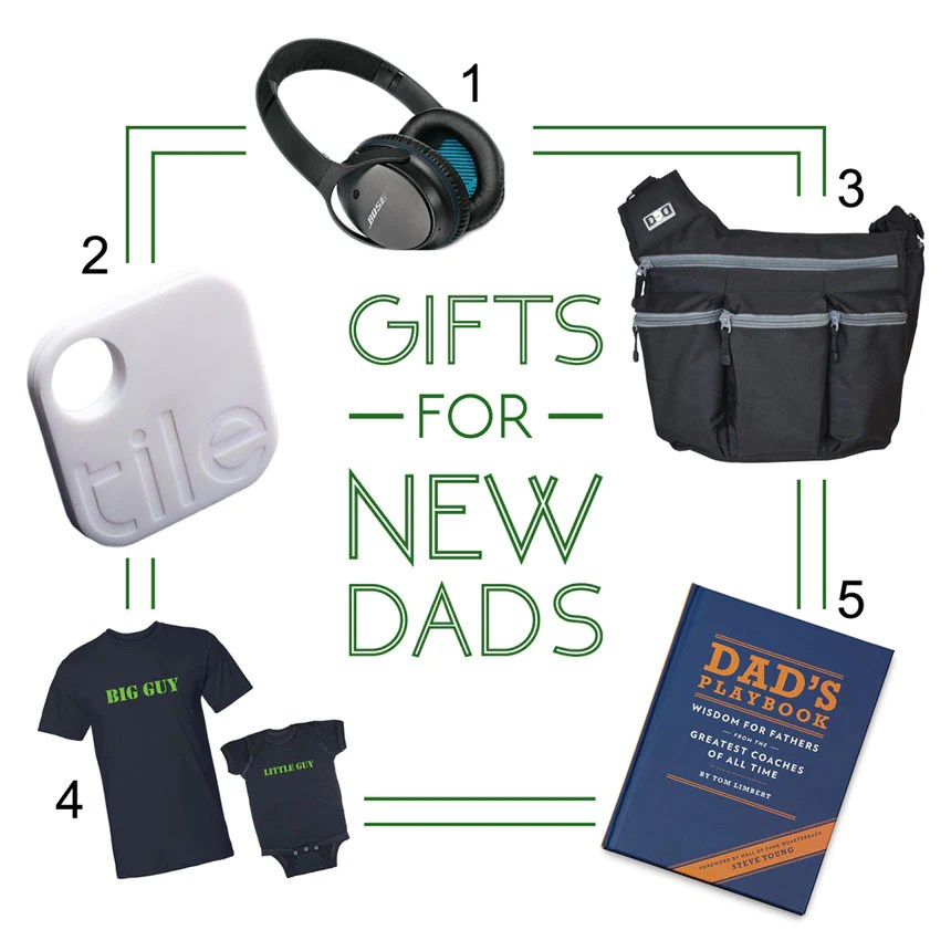 gifts for new dads
